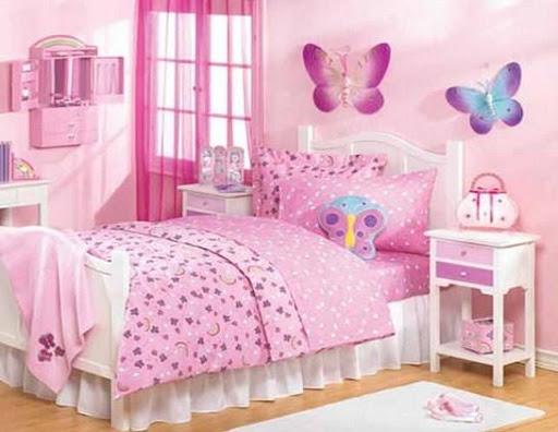 飾るアイデアピンクのベッドルーム|玩生活App免費|玩APPs