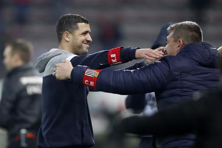 """Karim Belhocine et la saison """"historique"""" de Charleroi: """"J'ai rarement vu ça dans une équipe"""""""