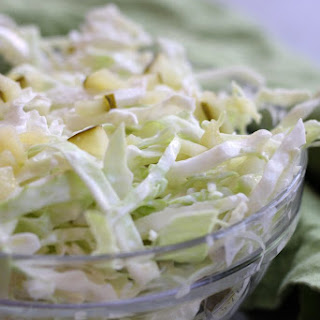 Easy Coleslaw Mayonnaise Vinegar Recipes