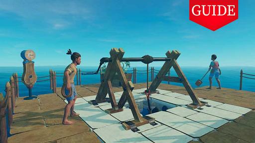 Walkthrough For Raft Survival Game screenshot 4