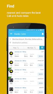 Cab Booking App In India: Loco- screenshot thumbnail