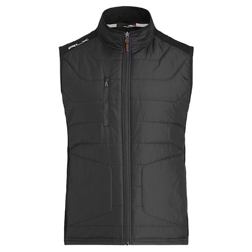RLX Ralph Lauren Cool Wool Golfväst