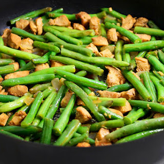 Panda's String Bean Chicken Breast (Copy-cat)
