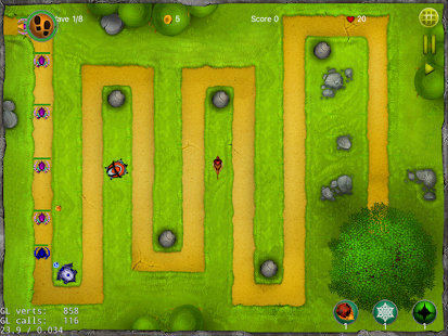 Download Tower Defence: Forest Kingdom For PC Windows and Mac apk screenshot 4