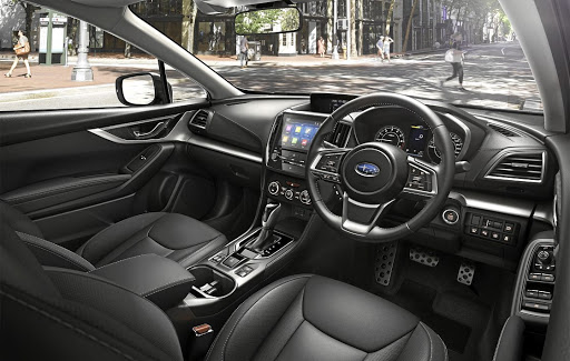 The interior has moved more upmarket, particularly when it comes to equipment and safety.    Picture: QUICKPIC