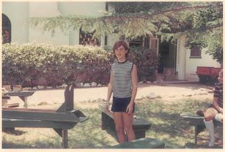 Photo: Julie Platt in Ramah California