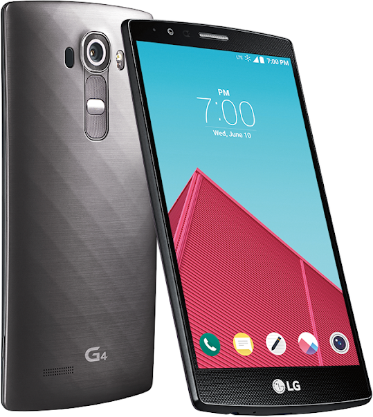 LG G4 has a beautiful design, a stunning display, and an amazing camera