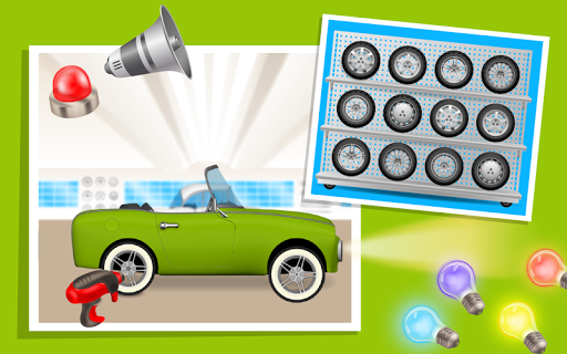 Mechanic Max - Kids Game screenshots 10