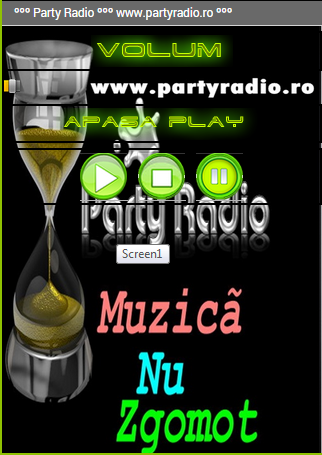PartyRadio Romania- screenshot