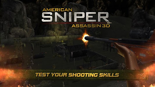 American Sniper Assassin v1.1  (Unlocked)