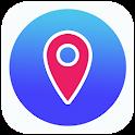 GPS Tracking Offline icon