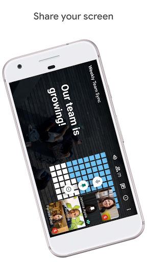 Google Meet - Secure Video Meetings 44.5.324814572 Screenshots 4