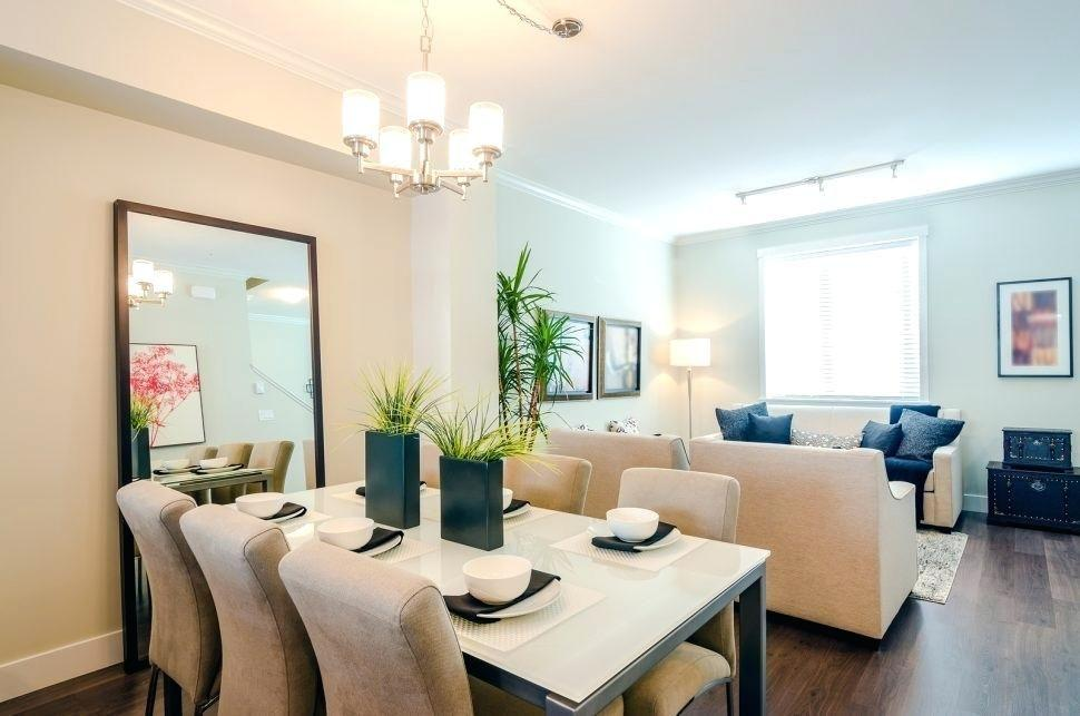Living And Dining Room Designs For Small Spaces Large Size Of ...