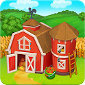 Farm Town: Happy farming Day & food farm game City icon
