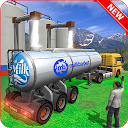 Milk Transport Big Truck Simulator 2019 APK