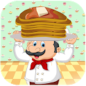 The Pancake Game - Super Chef Kitchen Diner icon