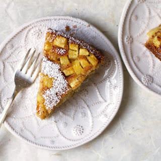 {Bolo de Ananás} Azores Almond Polenta Pineapple Cake
