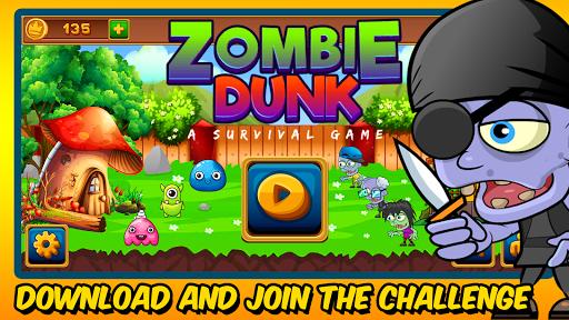 Zombies vs Basketball: A Survival Game screenshot 10