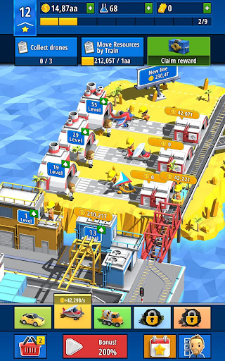 Idle Inventor - Factory Tycoon 0.3.4 screenshots 7