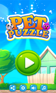Download Pets Puzzle Garden For PC Windows and Mac apk screenshot 2