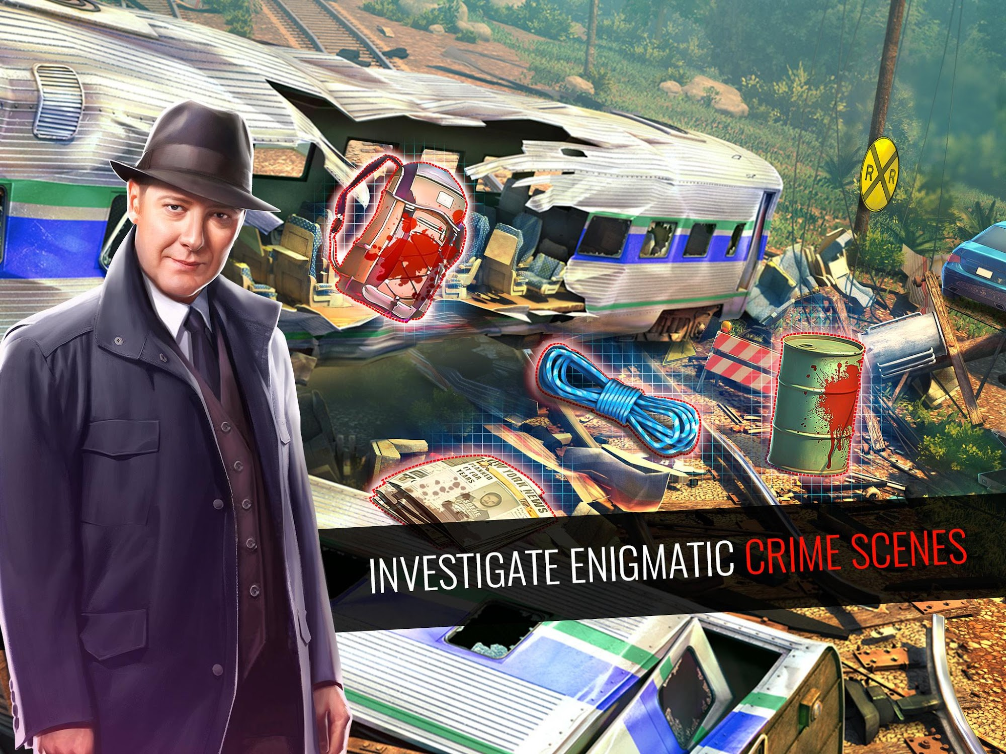 The Blacklist: Conspiracy image #1