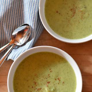 Creamy Garden Zucchini Soup