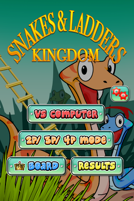 Snakes and Ladders Kingdom - screenshot