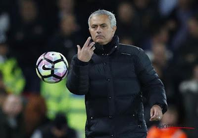"""Mourinho geeft een steek aan Wenger na gelijkspel: """"Eindelijk verloren van hem"""""""