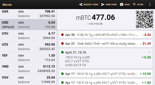 Bitcoin screenshot 11