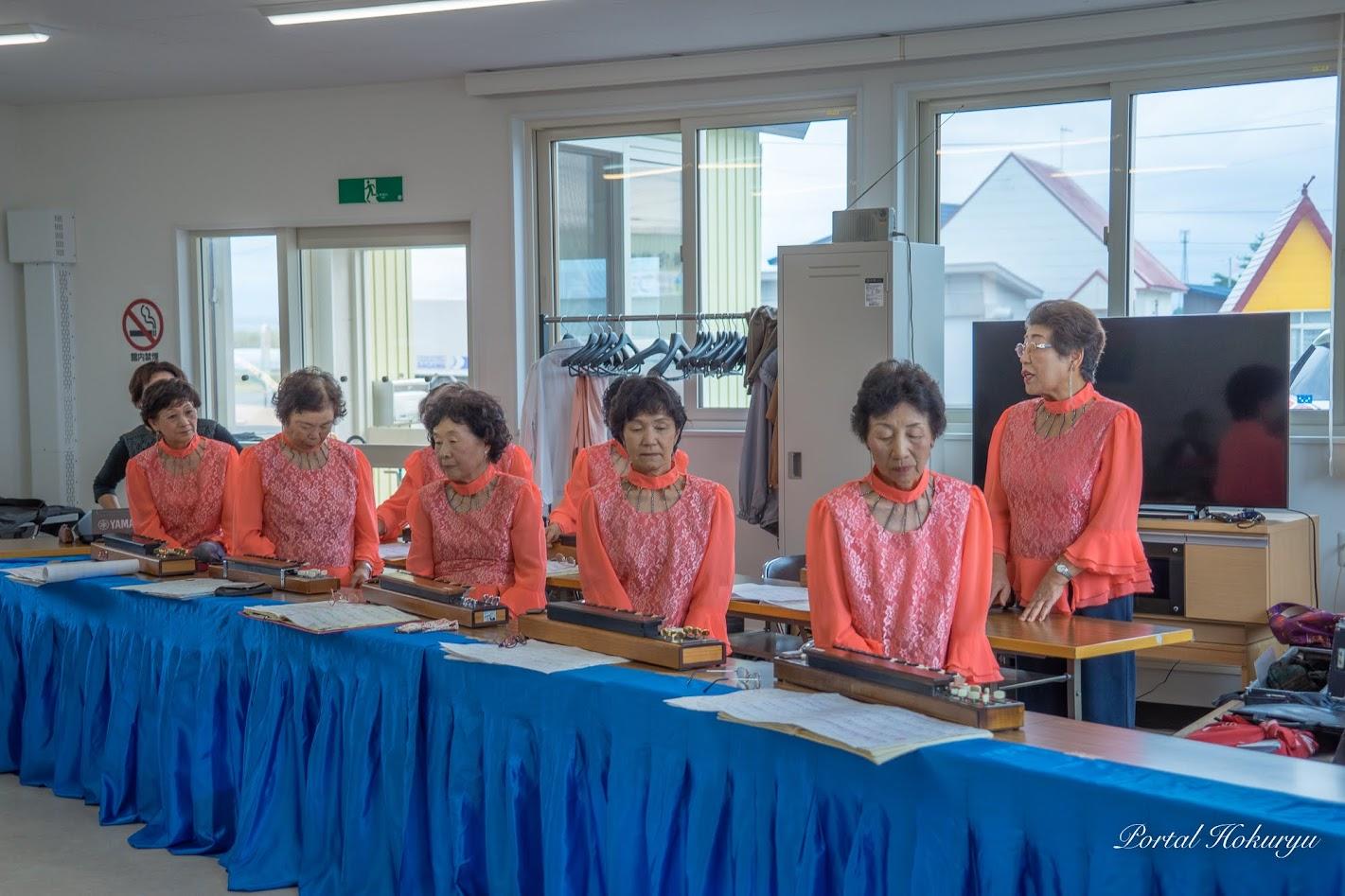 みどり琴の会の演奏会