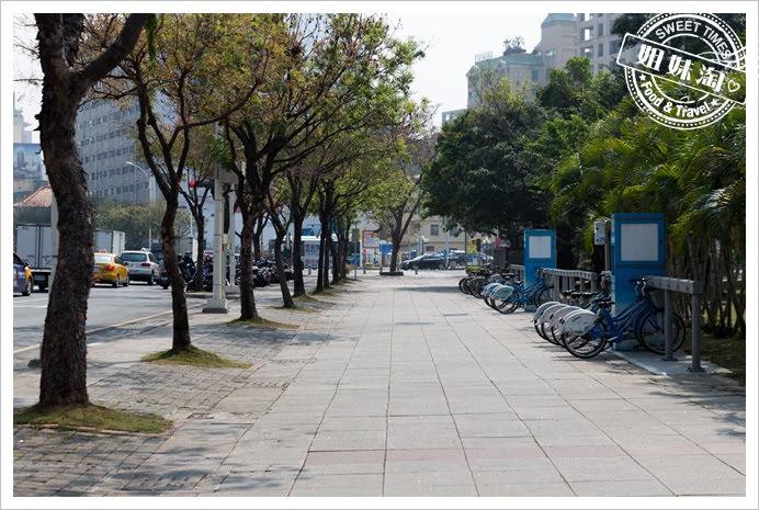 中央公園步道