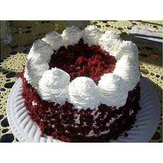 Ultra Red Velvet Cake