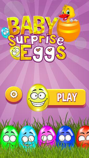 Baby Surprise Eggs