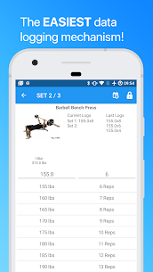 DOWNLOAD JEFIT Pro - Workout & Fitness v9 93 Mod APK