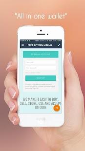 Free Bitcoin Ethereum Mining - náhled
