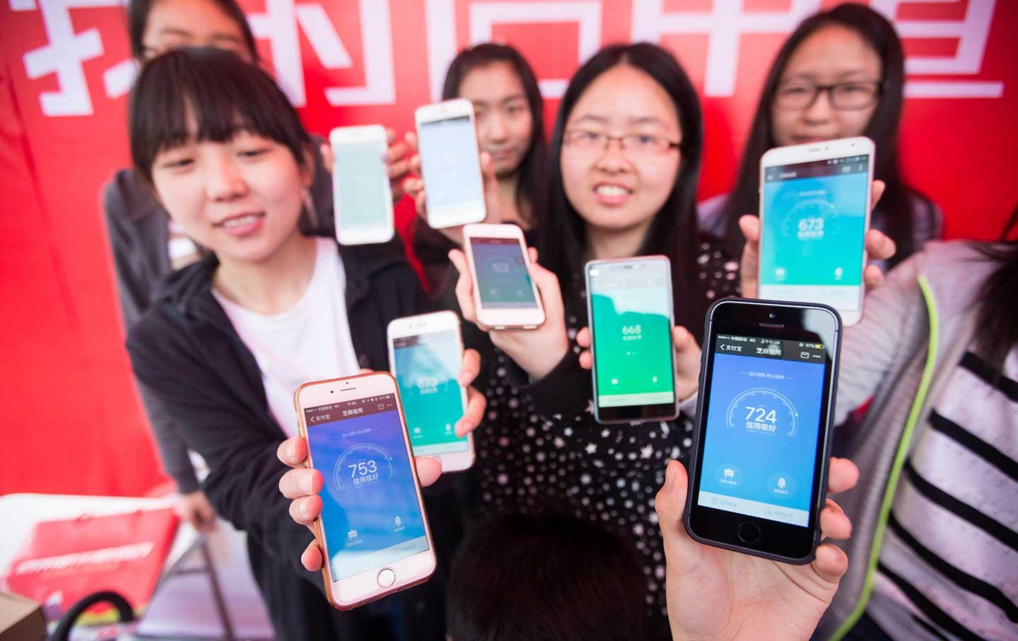 Image result for china's social credit system