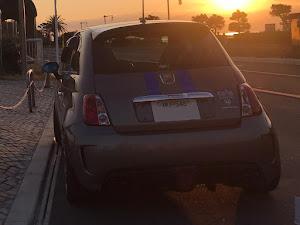 アバルト 595  competizione  2016のカスタム事例画像 kasywaさんの2019年11月05日18:09の投稿