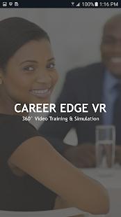 Career EDGE VR - náhled