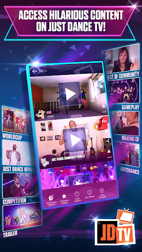 Just Dance Controller Screenshot