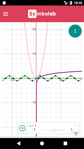 Symbolab Graphing Calculator 1.4.1