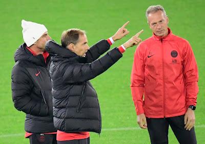 Thomas Tuchel confirme: deux stars du PSG ne disputeront pas l'intégralité de la rencontre à Bruges