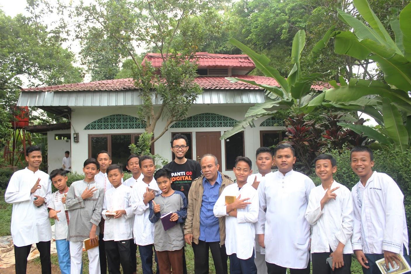 Panti Asuhan Sosial Anak Indonesia Donasi Online Kapiler Berdaya Komunitas