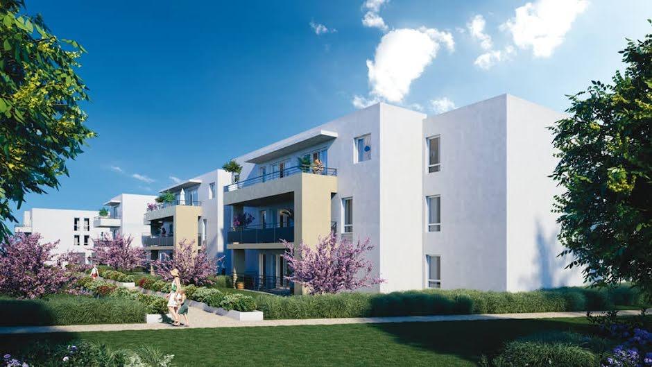 Nouvelle résidence à Montfavet