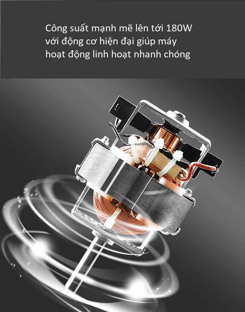 Máy khuấy trà sữa Milate MS-1 - ảnh 5