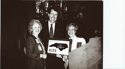 Photo: Linda Morris, Bob Etheridge, Susan Lamar