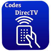 Control code for DirecTV