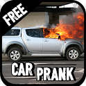 Car Damage Prank icon