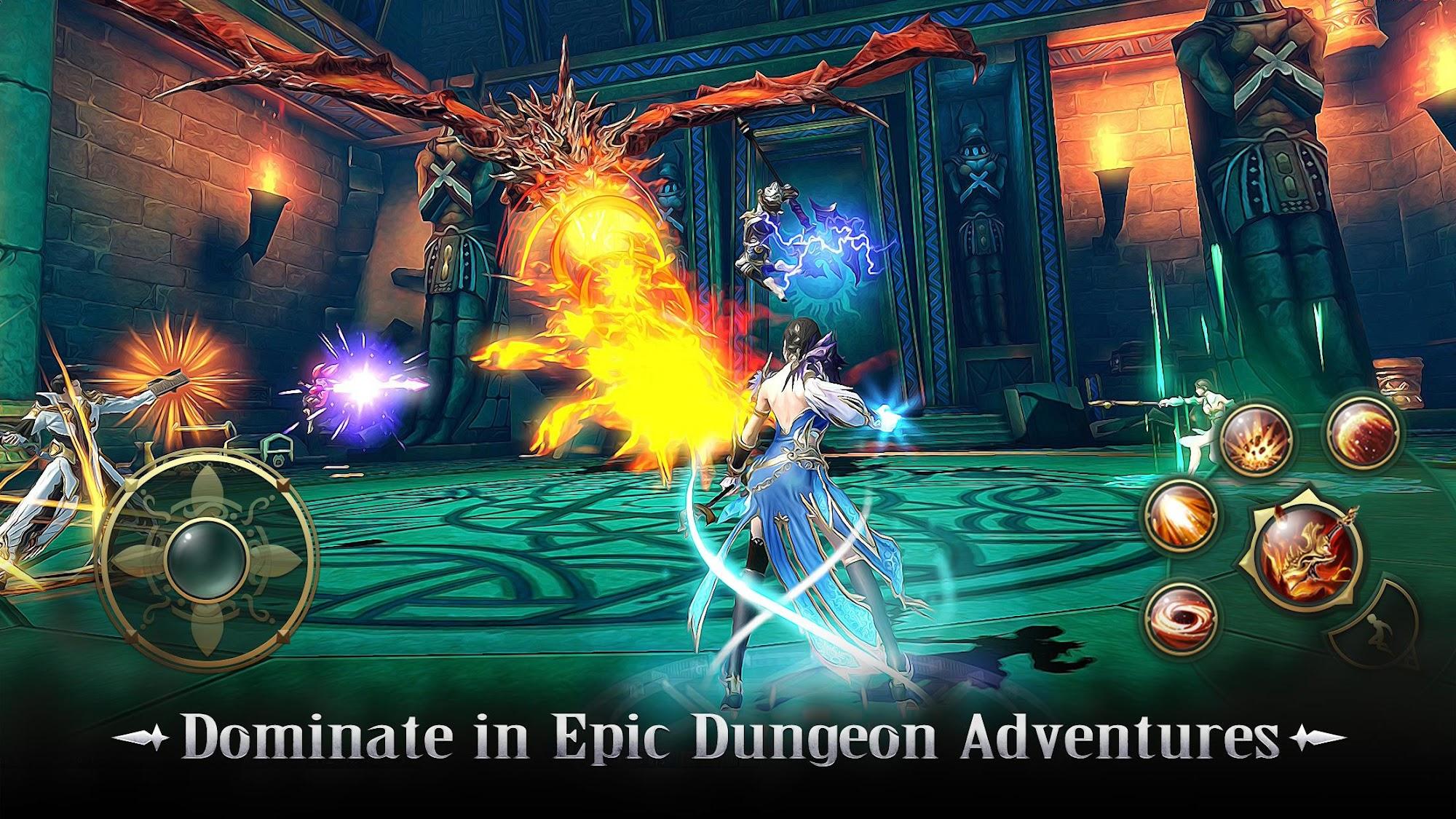 Taichi Panda 3: Dragon Hunter screenshot #3