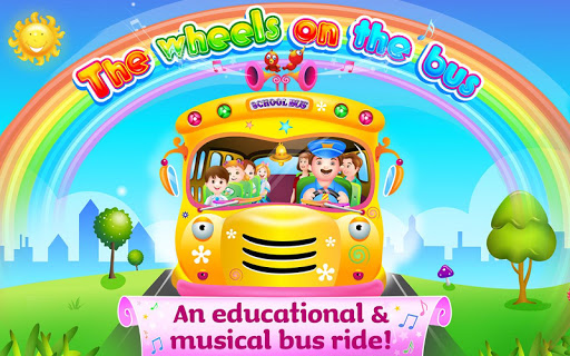The Wheels on the Bus - Learning Songs & Puzzles 1.0.8 screenshots 5