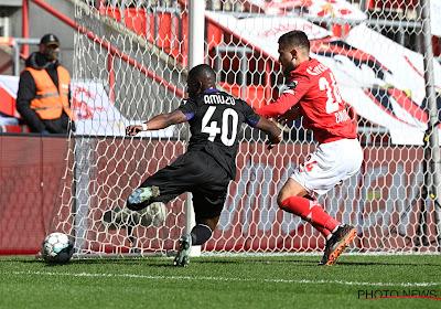 Opportunistische Amuzu legt Standard-Anderlecht in beslissende plooi: meer strijd dan voetbal